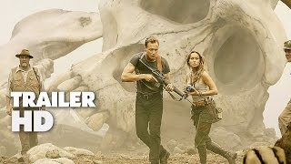 Kong Skull Island - Official Comic-Con Trailer 2017 - Tom Hiddleston Movie HD