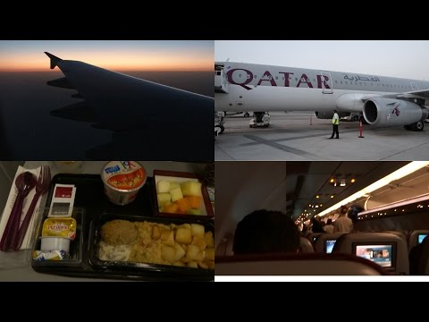 Qatar Airways | Tehran - Doha Airbus A321 Full Flight Report