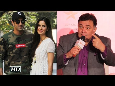 Rishi Kapoor's SHOCKING Comment On Ranbir-Kat's Break-Up !