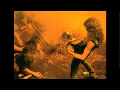 Megadeth - Bad Omen (Guitar Track)