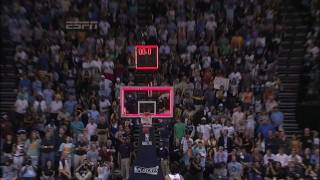 Manu Ginobili amazing - Spurs vs Grizzlies (2011 NBA playoffs)