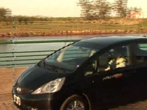 Routiere Test Honda Fit EX-L Aut. (Parte 2).avi