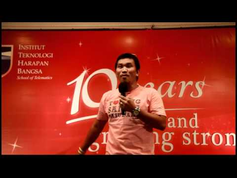 Mongol - Stand Up Comedy Indonesia @ ITHB Bandung part 2