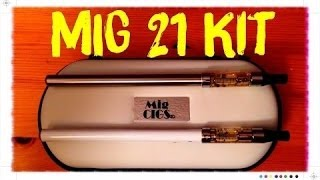 Vaping Product Review Mig Cigs Clear Fusion 21 SR72
