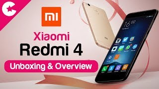 Xiaomi Redmi 4 Unboxing and Overview - Best Budget Smartphone?