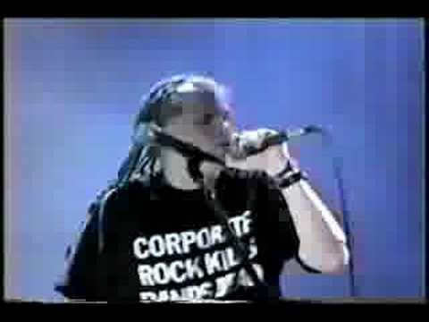 The Offspring - Bad Habit live @ the Billboards 1994