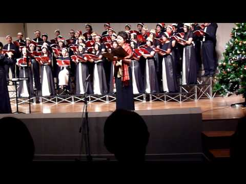 Chulalongkorn University Concert Choir - The Christmas Story