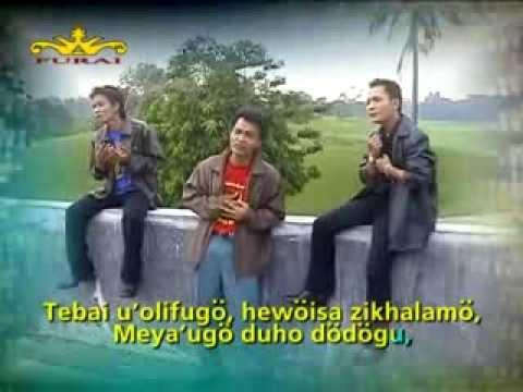 Lagu Nias Ufabu`u video