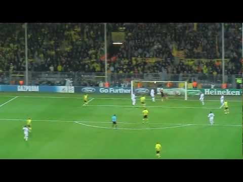 BORUSSIA DORTMUND  VS. CF REAL MADRID/DAS 2:1 LIVE/[HD]/720 P/2012/BVB-REAL/Sensation