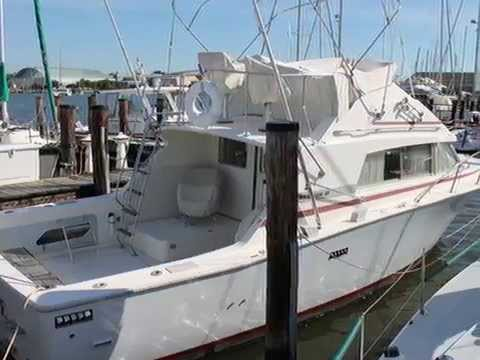 1979 Bertram Sport Fisherman 33 for sale in Annapolis Maryland - Lady Jane