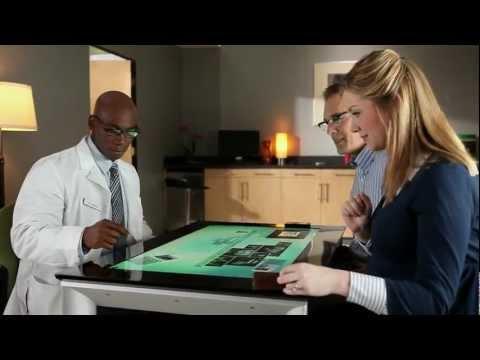 Samsung SUR40 with Microsoft® PixelSense™