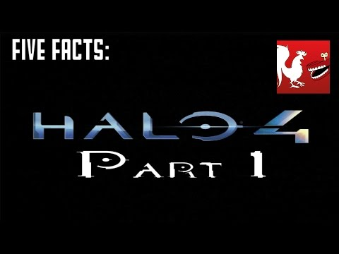 Five Facts - Halo 4 Part 1