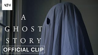 A Ghost Story | Ghost Chat | Official Clip HD | A24