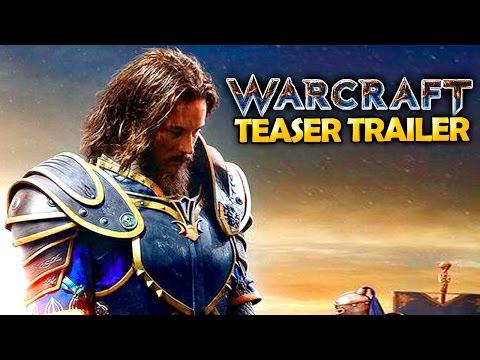 Warcraft (Película)   Nuevos vídeos + imágenes
