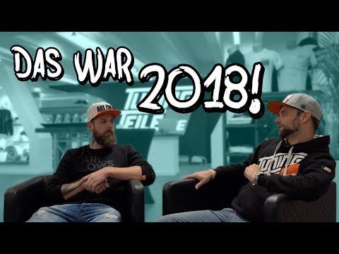 Das war 2018! - Jahresrückblick - | Philipp Kaess |