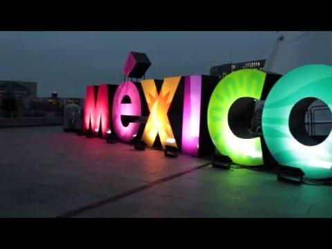 MEXICO - Pavillon Berlin Hauptbahnhof 2016