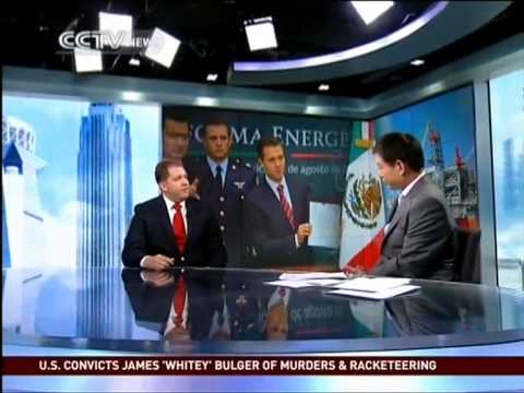 Mexico - Energy Reform & Private investment (CCTV, 13Aug13)