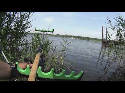 ловля пикером на метод видео