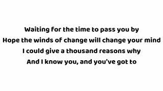 Zedd,Alessia Cara - Stay (Lyrics)
