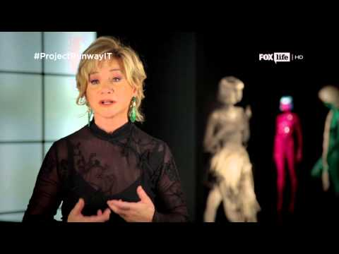 Project Runway Italia - Alberta Ferretti