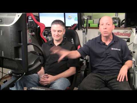 Gameseat RR 1000 by Raceroom Reviewed by Inside Sim Racing