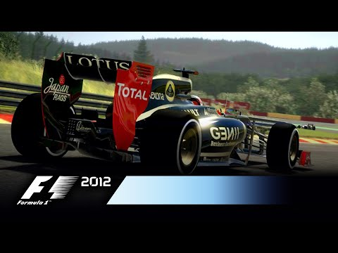 F 1 2012 novas imagens