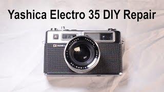 DIY Camera Repair: Yashica Electro 35
