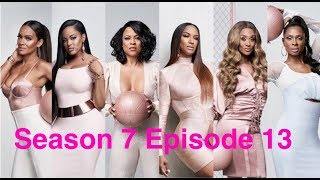 #BBWLA Basketball Wives S7 Ep 13