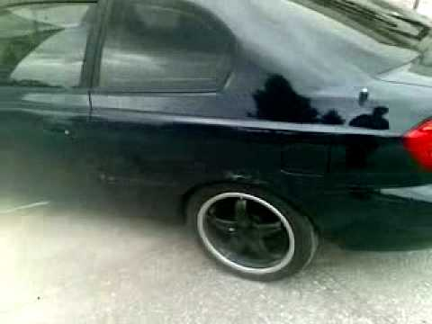 Hyundai Accent tuning