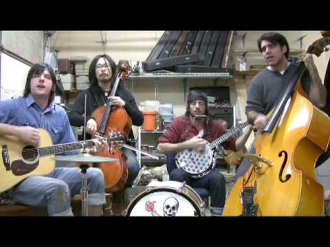 "The Avett Brothers ""Glory Days"" - Hangin' Out On E Street"