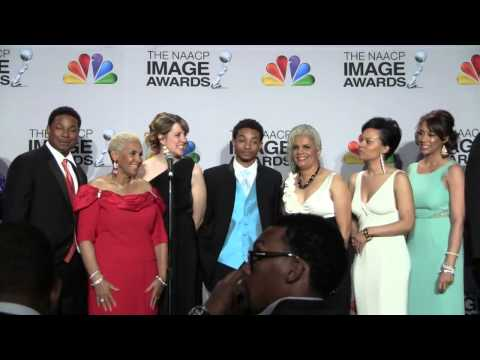Oprah Winfrey Network Welcome to Sweetie Pie's wins Award at 44th NAACP Image Awards in Los Angeles