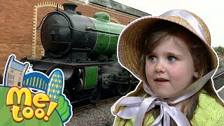 Me Too! - Museum Trip | Full Episode | TV Show for Kids
