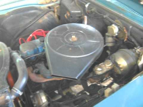 Chevy Sedan Super 1978 Motor Chevrolet 230 6 Cilindros