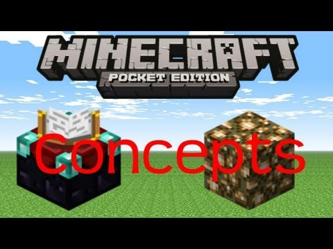 how to make a enchantment table in minecraft pe ipad