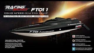 Fei Lun FT011 RC Boat Review - Kumandalı Bot - Tekne Incelemesi  DroneBey Team
