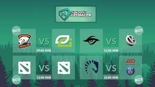 Team Liquid vs PSG.LGD (BO3) PGL Supermajor China -  PLAYOFF DAY 5