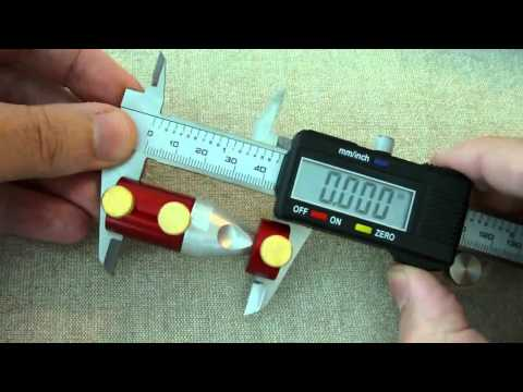Rim Thickness Gauge - Measuring Rimfire .22 LR Ammo
