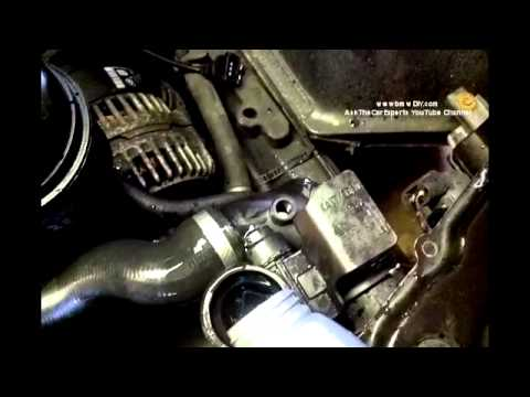 BMW Bleeding Cooling System And Adding Coolant To A BMW
