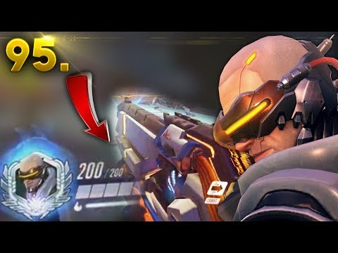 Best Aim in the World?? | OVERWATCH Daily Moments Ep. 95 (Funny and Random Moments)