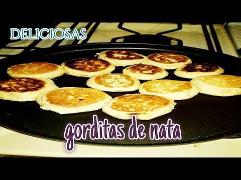Receta De Las Gorditas De Nata Del Tianguis video