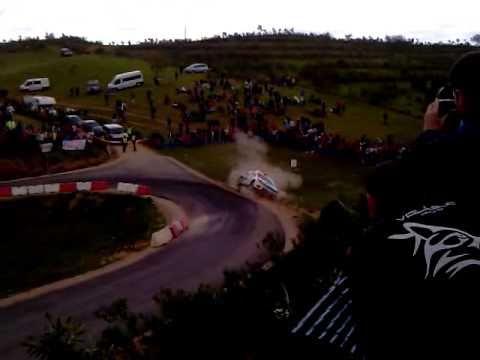 WRC Rally Portugal 2011 - Alexander Villanueva - Almod�var