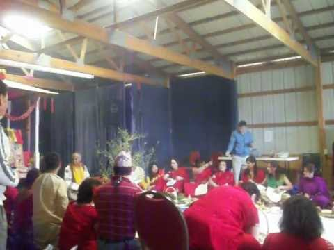 Nepali New  Year 2070 puja  at MD,USA