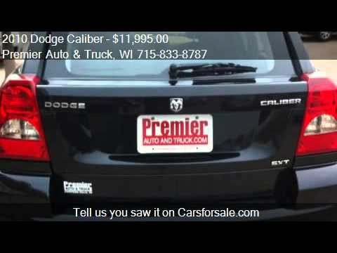 2010 Dodge Caliber SXT - for sale in Chippewa Falls, WI 5472