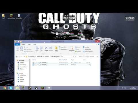 Minecraft: Installing Damage Indicator mod + optifine + bsm!