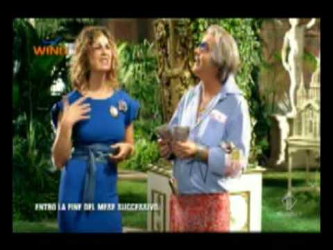 Spot Giorgio Panariello fuori programma con Vanessa Incontrada
