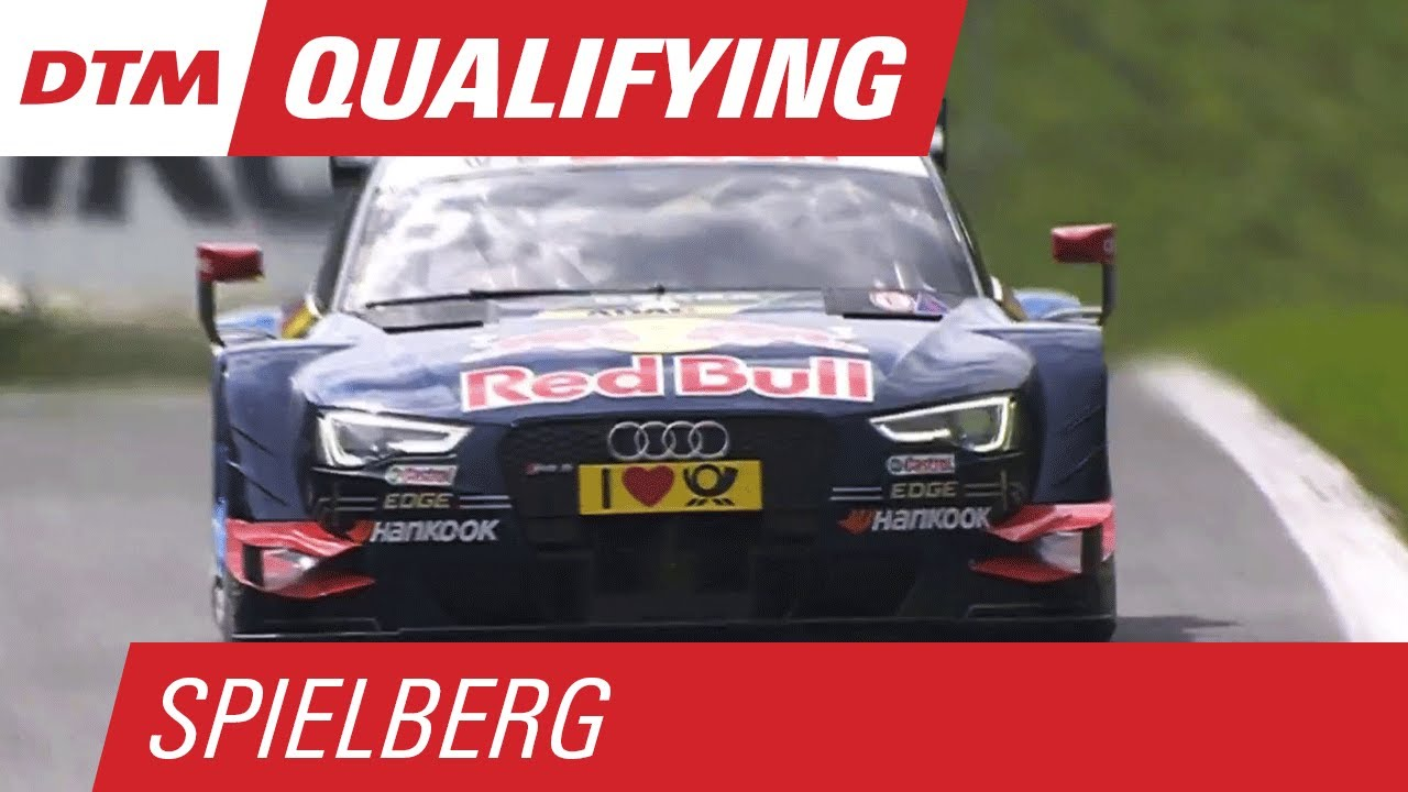 Qualifying (Race 1) - Live Stream (English) - DTM Spielberg 2015