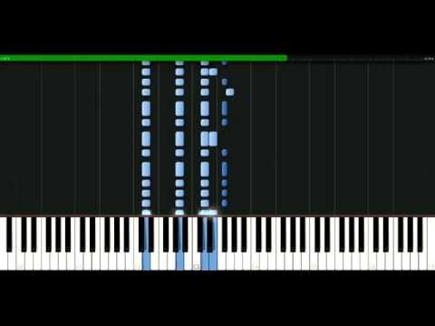 Alice In Chains  Dont Follow Piano Tutorial Synthesia  passkeypiano