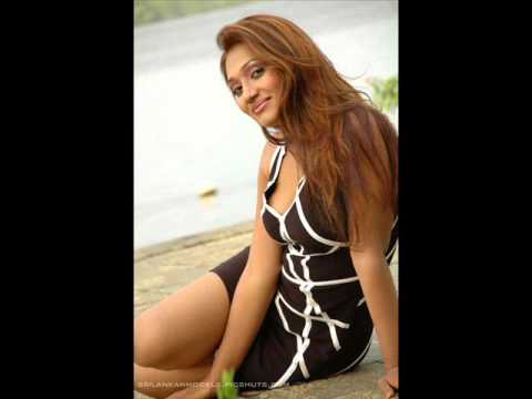 Sri Lankan Sexy Actress Upeksha Swarnamali Hot video