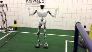 Nhac hai - Gangnam Style phiên bản Robot