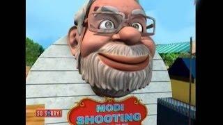 So Sorry  - Aaj Tak - So Sorry: Target Modi in election carnival